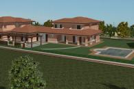 Vendita Porzione di Villa Bifamiliare - Macerone di Cesena